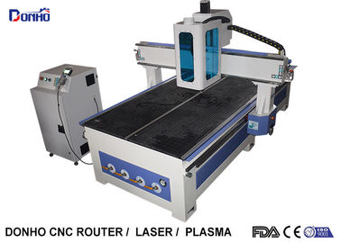 5.5 KW Air Cooling Spindle CNC 3D Router Machine For MDF Cutting / Woodworking