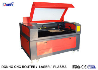 Rotate Axis CO2 Industrial Laser Engraving Machine For Glass / Fiber Cylinder