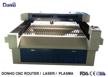 Sheet Metal Laser Cutting Machine , Co2 Laser Cutting Equipment Low Energy Waste